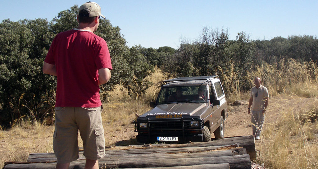 4x4 incentivereisen in Spanien