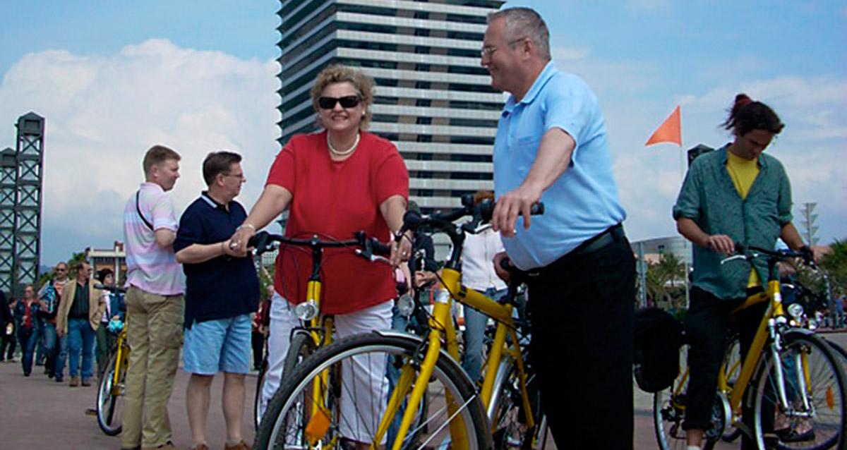 Bike incentive trips in Spain
