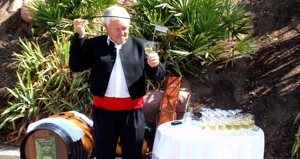 Weinaktivitäten für Incentive-Reisen in Spanien
