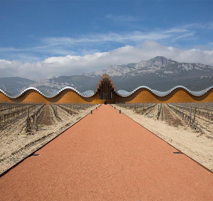 DMC La Rioja (Spain)