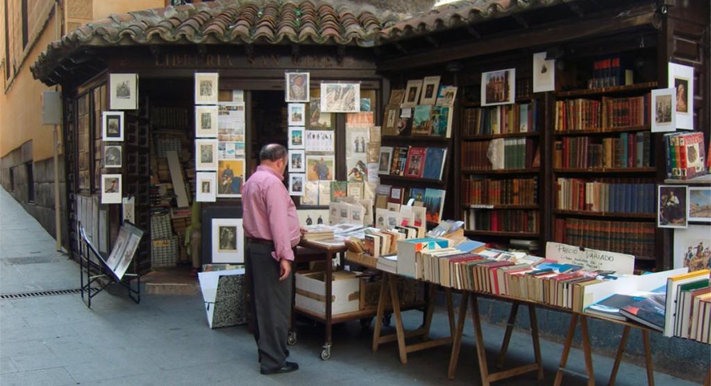 Literatur - gruppenreisen in Spanien