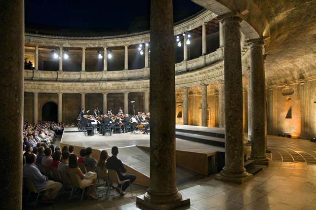 2012 / Festival Internacional de Música y Danza de Granada / 61 Edición
