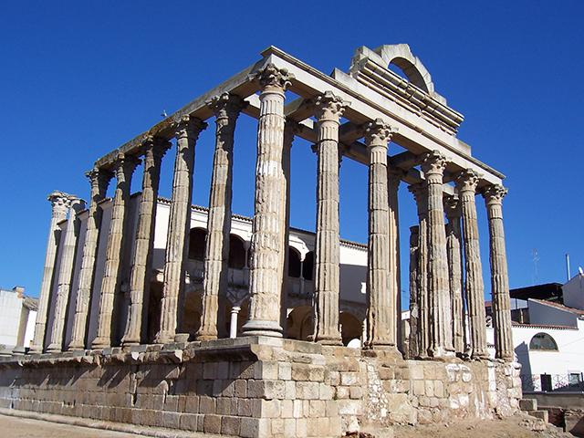 Merida- Templo Diana