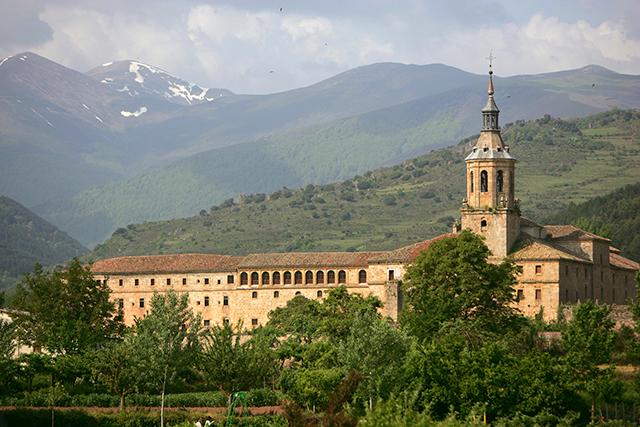 Monasterio Yuso bres