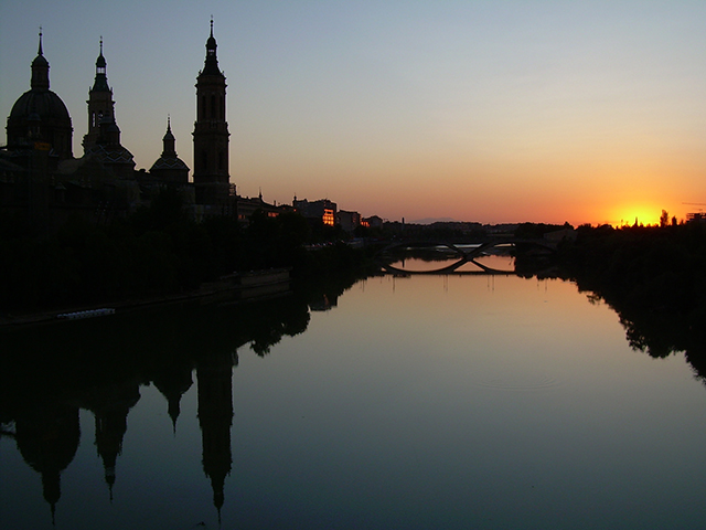 Zaragoza-Pilar y Ebro