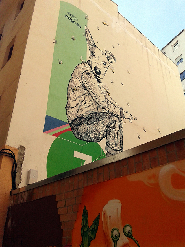 Wall Art Zaragoza