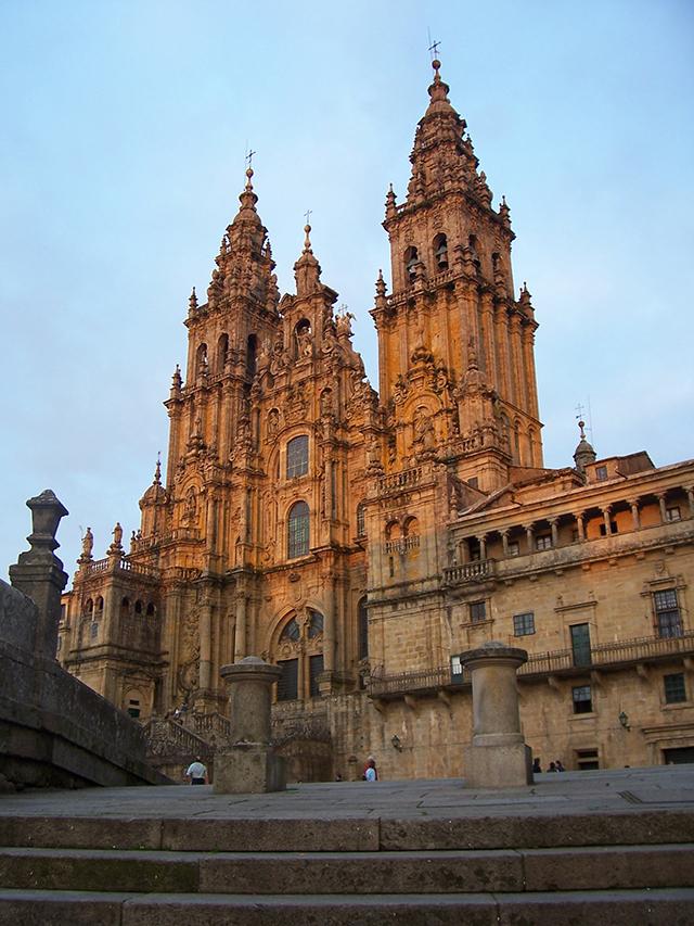 Santiago-Kathedrale