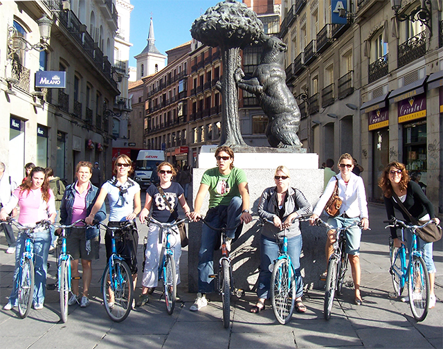 Bike Madrid