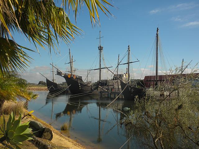 Huelva Carabelas