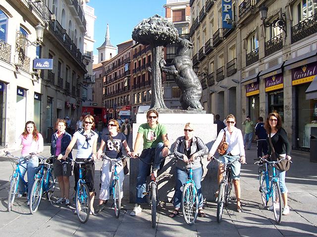 Bike Madrid