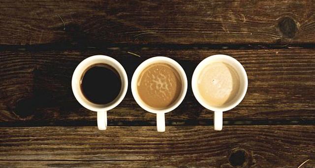 cafes diferentes