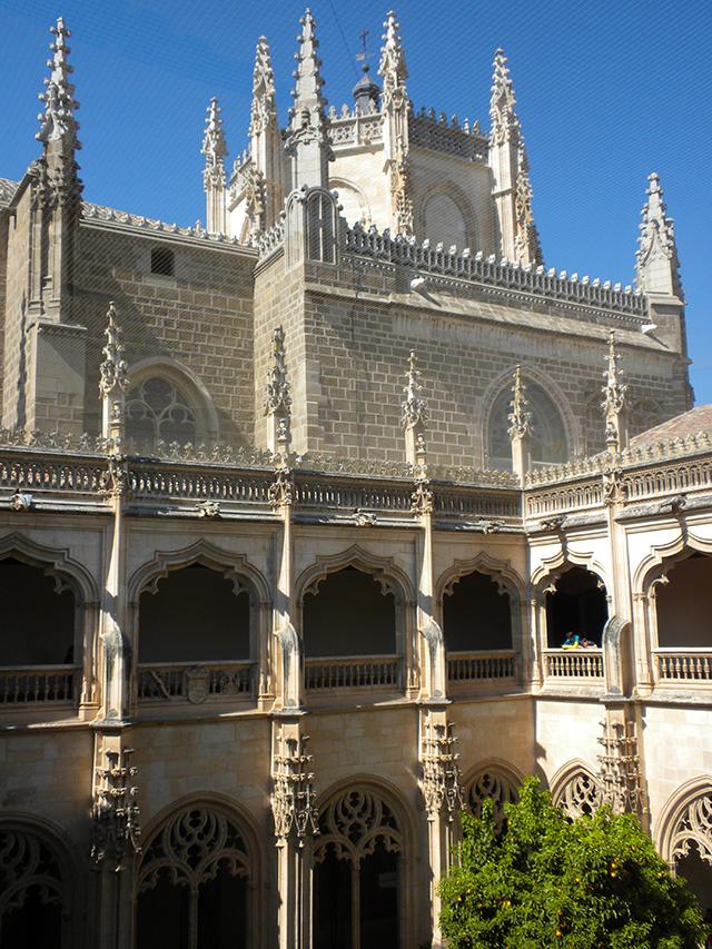 Toledo- Monasterio de San Juan_2