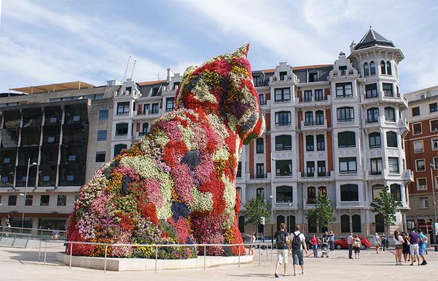 Bilbao perro