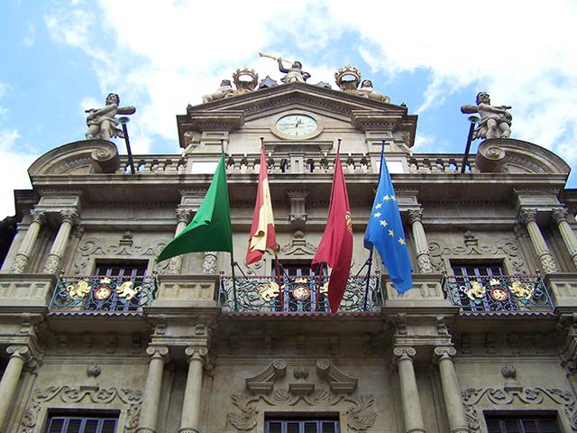 Pamplona-Ayuntamiento